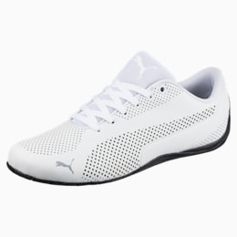 Drift Cat Ultra Reflective Men's Shoes, Puma White-Puma Black, small