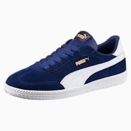 Astro Cup Suede Men's Sneakers, Blue Depths-Puma White, small
