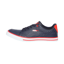 Court Point Vulc IDP, Peacoat-High Risk Red, small-IND