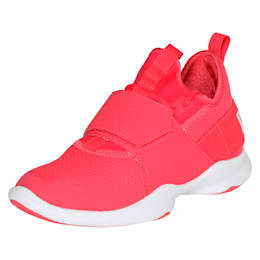 Puma Dare Trainer Jr, Paradise Pink-Pearl, small-IND