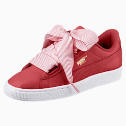 Basket Heart Women's Shoes, Red Dahlia-Red Dahlia, small-IND