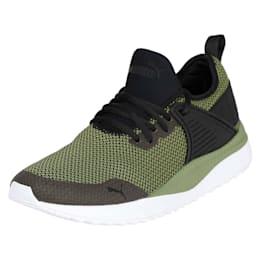 Pacer Next Cage GK Shoes, Puma Black-Capulet Olive, small-IND