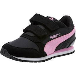 ST Runner v2 Little Kids' Shoes, Puma Black-Orchid, small