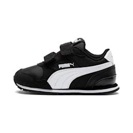 ST Runner V2 V Toddler Shoes, Puma Black-Puma White, small