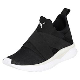 TSUGI Zephyr Shoes, Black-Glacier Gray-White, small-IND