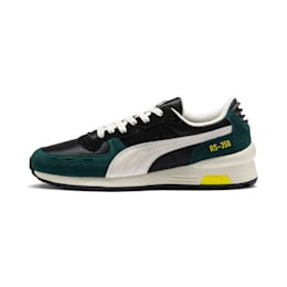 RS-350 OG Men's Sneakers, Puma Black-Ponderosa Pine, small