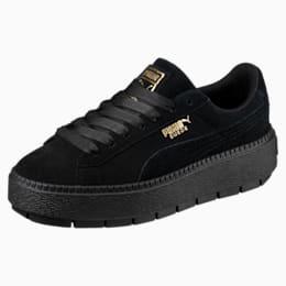 Platform Trace Women's Sneakers, Puma Black-Puma Black, small