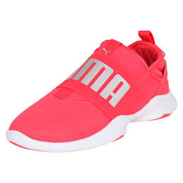 Dare Women's Shoes, Paradise Pink-Puma Silver, small-IND
