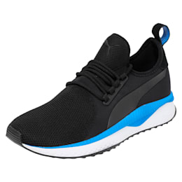 TSUGI Apex Shoes, Puma Black-Strong Blue, small-IND