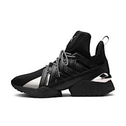 Muse Echo Women's Sneakers, Puma Black, small
