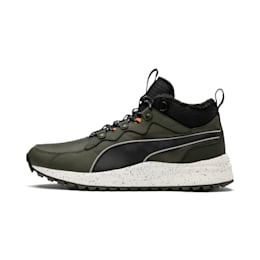 Pacer Next Shoes Winterised Boots, Forest Night-Black-Wh White, small-IND