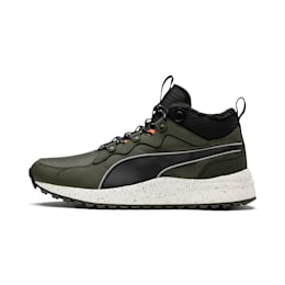 Pacer Next Trainers Winterised Boots, Forest Night-Black-Wh White, small-IND
