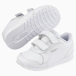 ST Runner v2 AC Shoes INF, Puma White-Gray Violet, small