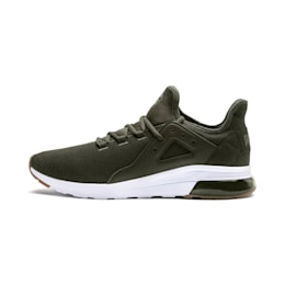 Electron Street Men's Sneakers, Forest Night-Forest-White, small