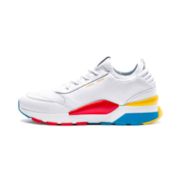 Evolution RS-0 Play Shoes, Wht-HawaiianOcean-Dandelion, small-IND