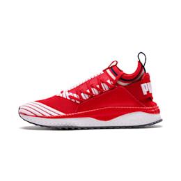TSUGI JUN スポーツ ストライプス, Red-White-Peacoat-GrayViolet, small-JPN