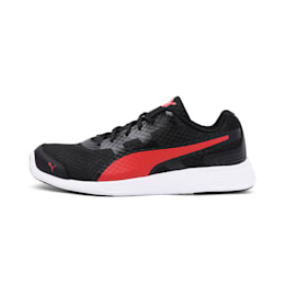 FST Runner IDP, Puma Black-Flame Scarlet, small-IND