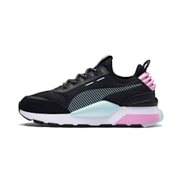 RS-0 Winter Inj Toys Sneakers JR, Puma Black-Pale Pink, small