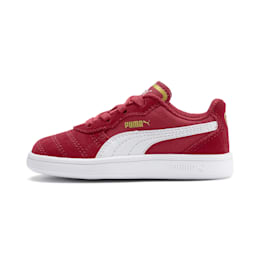 Astro Kick AC Toddler Shoes, Rhubarb-Puma White-Gold, small