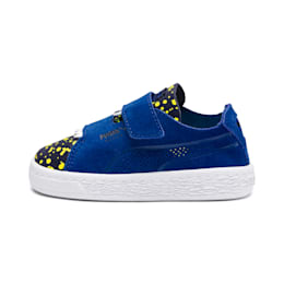 Suede Deconstructed Monster Kids' Trainers