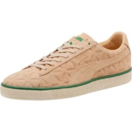 Suede Classic Lux Sneakers, Pebble-Amazon Green-Whisper, small