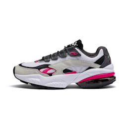 Cell Venom Trainers, Puma White-Fuchsia Purple, small