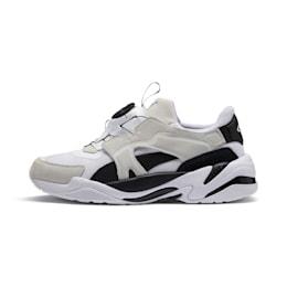 サンダー ディスク スニーカー, Puma White-Puma Black, small-JPN