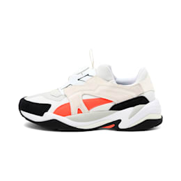 Thunder Disc Trainers, P White-Gray Violet-P Black, small-IND