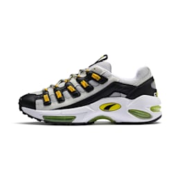 Cell Endura Shoes, Puma White-Blazing Yellow, small-IND