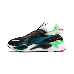 RS-X TOYS, Puma Black-Blue Atoll, small-IND