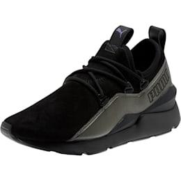 Zapatos deportivosMuse 2 Twilight de mujer, Puma Black-Puma Black, pequeño