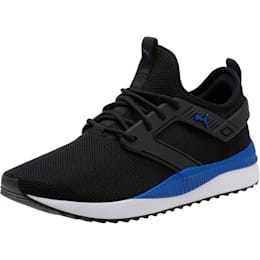 Pacer Next Excel Shoes, Puma Black-Surf The Web, small-IND