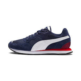 Vista Youth Shoes, Peacoat-Puma White, small-IND