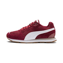 Vista Youth Shoes, Cordovan-Puma White, small-IND