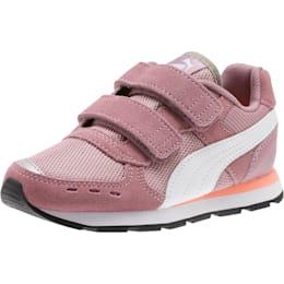 Vista Little Kids' Shoes, Elderberry-Puma White, small