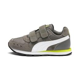 Vista Little Kids' Shoes, CASTLEROCK-Puma White, small