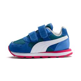 Vista Toddler Shoes, Ultramarine-Puma White, small