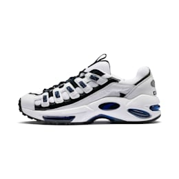 CELL Endura Patent 98 Men's Sneakers, Puma White-Surf The Web, small