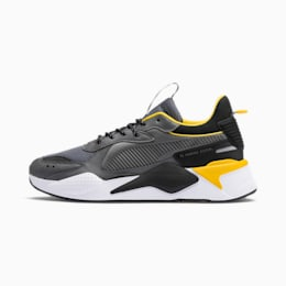 RS-X Trainers, CASTLEROCK-Puma Black, small