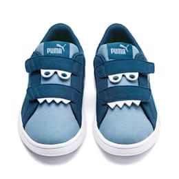 Zapatos PUMA Smash v2 Monster para niños pequeños