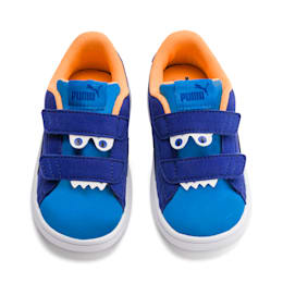 Sneakers PUMA Smash v2 Monster neonato