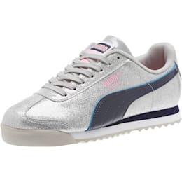 Zapatos deportivos Roma Glam para junior, Gray Violet-Peacoat, pequeño