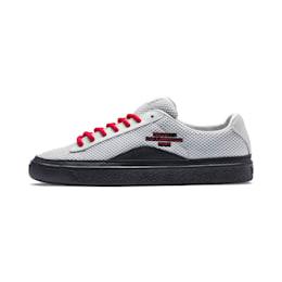 PUMA x HAN KJØBENHAVN Clyde Shoes, Glacier Gray, small-IND