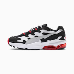 CELL Alien OG Trainers, Puma Black-High Risk Red, small
