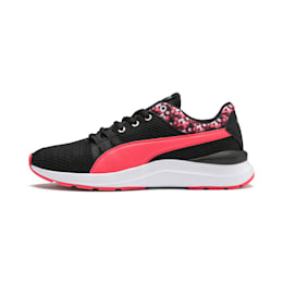 Adela Neon Lights Women's Shoes, P.Black-CalypsoCoral-P.Black, small-IND