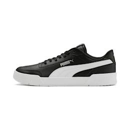 Caracal Men's Sneakers, Puma Black-Puma White, small