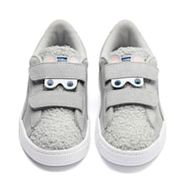 Suede Winter Monster Little Kids' Shoes