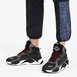 PUMA x LES BENJAMINS RS-X Mid Sneaker