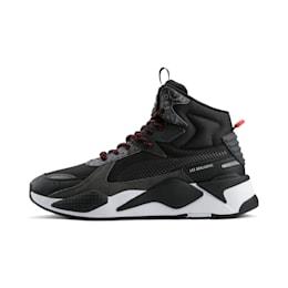 PUMA x LES BENJAMINS RS-X Mid Sneakers, Puma Black, small