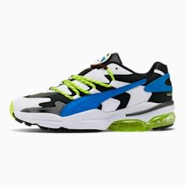 PUMA x LES BENJAMINS CELL Alien Sneaker, Puma White-Dark Shadow, small